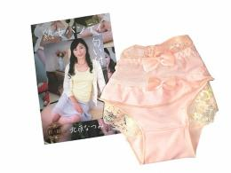Tiara Japanese Milf NATSUMI's Panties with Her Smell / Japanese Fragrance
