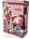 "MAGIC EYES ""La vie en ROSES Mild Soft Edition"" Cute Pin-up Model Motif Body Shaped Onahole/ Japanese"
