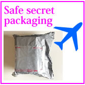 Safe secret packaging !